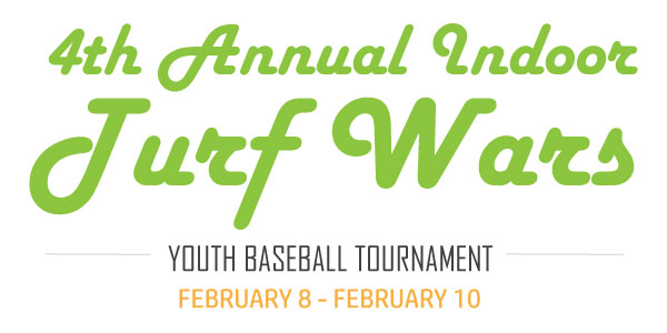 4th Annual Indoor Turf Wars Tournament