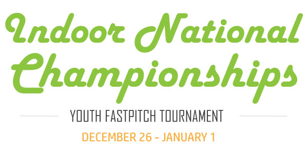 Indoor National Championships Fastpitch Tournament