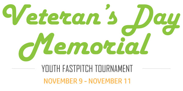 Veteran's Day Memorial Fastpitch Tournament